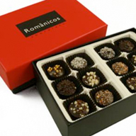 Romanticos Chocolate